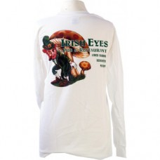 Irish Eyes Logo Long Sleeve T-Shirt