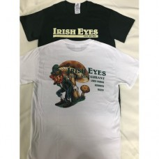 Irish Eyes Logo Short Sleeve T-Shirt