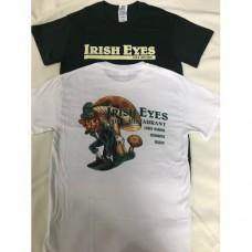 Irish Eyes Logo Short Sleeve T-Shirt