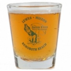Irish Eyes Shot Glass